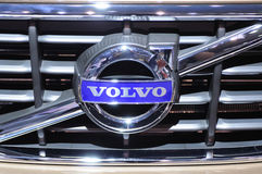 Volvo logo Royalty Free Stock Image