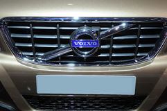Volvo logo Stock Photo