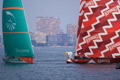 Volvo Ocean Race 2011 - 2012 Royalty Free Stock Images