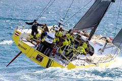 Volvo Ocean Race 2017-18 Royalty Free Stock Photography