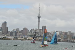 Volvo Ocean Race heads to Brazil Royalty Free Stock Images