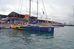 Volvo Ocean Racer Stock Images