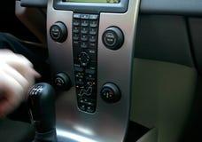 Volvo Panel Royalty Free Stock Image
