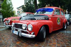 Volvo PV544 Photo stock