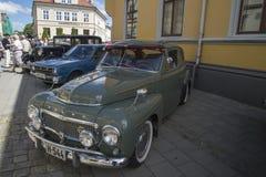 1957 VOLVO PV Στοκ Εικόνες