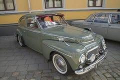 1957 VOLVO PV Στοκ φωτογραφία με δικαίωμα ελεύθερης χρήσης