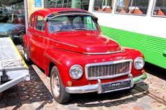 Volvo PV544 Royalty Free Stock Images