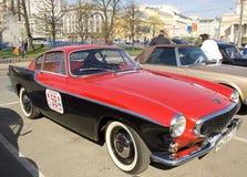 Volvo retro Imágenes de archivo libres de regalías