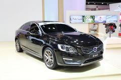 Volvo S60 car on display Stock Photos