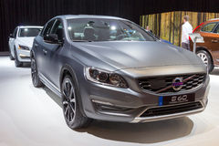 Volvo S60 Cross Country Stock Photography