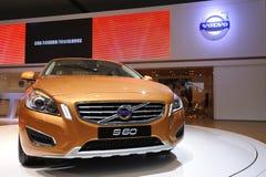 Volvo s60 royalty-vrije stock foto's