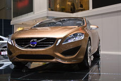 Volvo S60 Concept Stock Photo