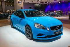 Volvo S60 Polestar Concept Royalty Free Stock Images