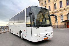 Volvo 9900 Stock Photo