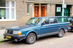 Volvo 200 serie Fotografering för Bildbyråer