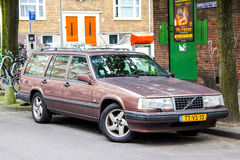 Volvo 900 Series Stock Photography