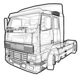 Volvo Truck Stock Images