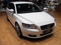 Volvo V50 Royalty Free Stock Photo