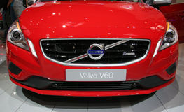 Volvo V60 Rdesign at Paris Motor Show Stock Photo