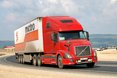 Volvo VNL64T Stock Photography