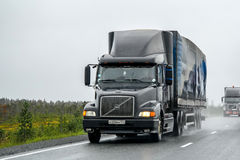 Volvo VNL64T Royalty Free Stock Photography