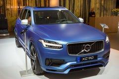 Volvo XC90 Lizenzfreies Stockfoto