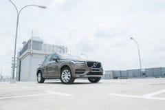 Volvo XC90 Immagini Stock Libere da Diritti
