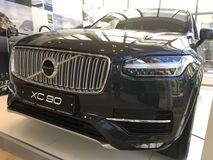 Volvo xc90 Royalty Free Stock Photography