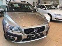 Volvo xc70 Royalty Free Stock Photo