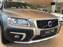 Volvo xc70 Stock Images