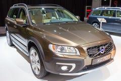 Volvo XC70 car Royalty Free Stock Image