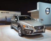 2015 Volvo XC70 Stock Images
