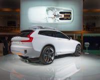 Volvo XC Coupe Stock Image