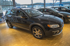 2014 Volvo XC70 II D4 163 AWD Sunnum Stock Photography