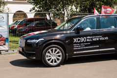 Volvo xc 90 Royalty Free Stock Photo