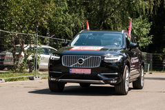 Volvo xc 90 Royalty Free Stock Images