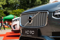 Volvo xc 90 Royalty Free Stock Photography
