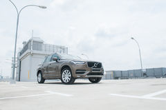 Volvo XC90 Royalty Free Stock Images