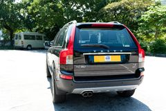 Volvo XC 90 T5 AWD Royalty Free Stock Image