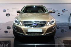 Volvo xc60 2.0t front Stock Photography