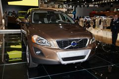Volvo XC60 Royalty Free Stock Photo