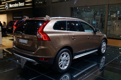 Volvo XC60 Royalty Free Stock Images