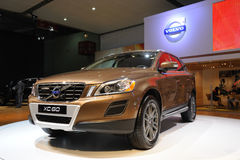 Volvo xc60 suv Stock Image