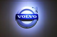 Volvo-Zeichen Lizenzfreies Stockbild