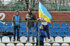Volyn fans Stock Photography