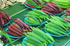 Vom Gemüse Stockfotos