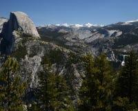 Vom Gletscher Stockfoto