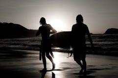 Vom Ozean stockfotografie