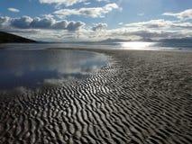 Vom Sand zu Skye Lizenzfreie Stockfotos