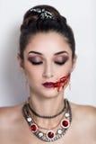 Voman zombie Royalty Free Stock Photography